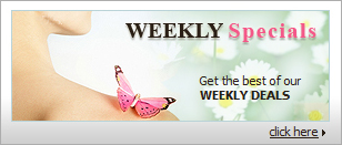 Get the best of our WEEKLY DEALS